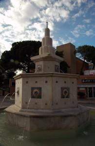 Montalto di Castro - Fontana Piazza Gravisca