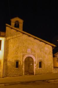 Riofreddo - Oratorio SS Annunziata