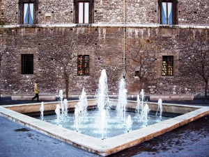 Fontana a Terni