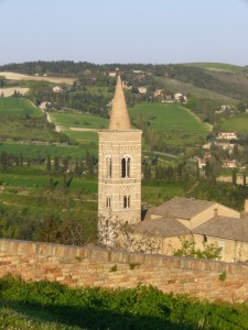 Campanile Urbino