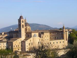 Duomo Urbino ravvicinato