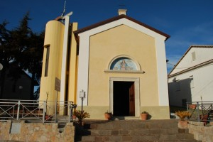 Chiesa dell'Immacolata a Rende paese