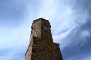 Campanile della chiesa San Antonio abbate-CASTELSARDO