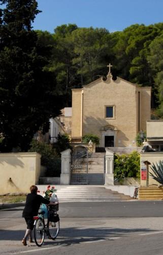 Supersano - Visita al Santuario di Coelimanna