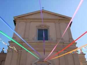 in festa (Parrocchia della Beata Vergine Assunta)
