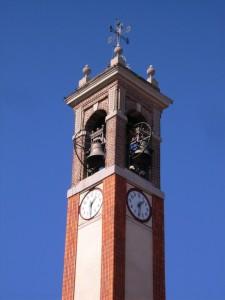campanile della Parrocchia S. Martino