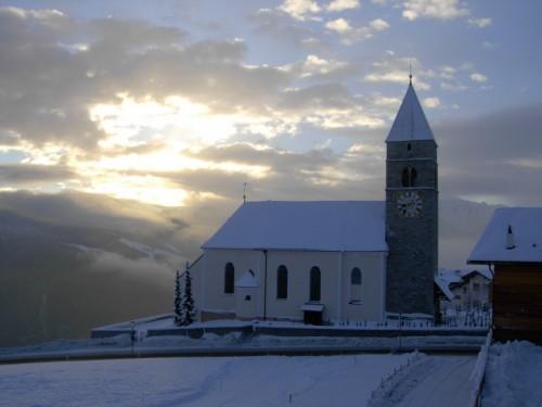 Rio di Pusteria - chiesa di Maranza