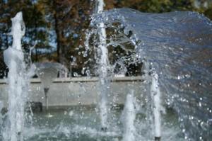 Scultura d'acqua II