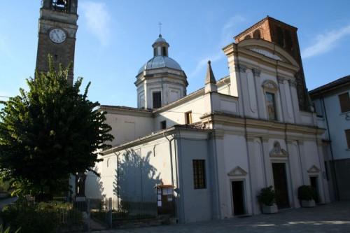 San Giorgio Piacentino - La Chiesa di San Giorgio