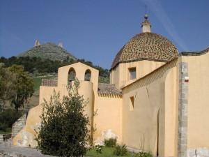 Chiesa di Santa Maria Maddalena(retro)