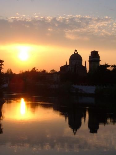 Verona - Veduta di S,Giorgio