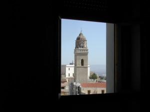 Una finestra verso la fede.