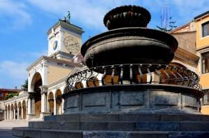 La fontana della (Piazza) Libertà