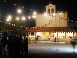 Villacidro - Chiesa campestre San Sisinnio
