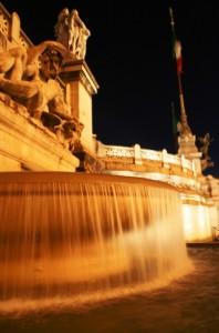 Fontana altare della patria - ROMA
