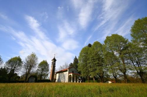 Tradate - Santuario di Madonna delle Vigne