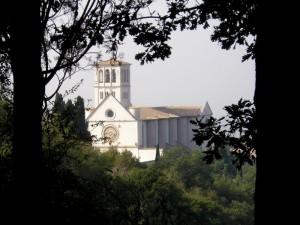 Scorcio francescano