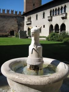 Fontana di Castelvecchio - Verona