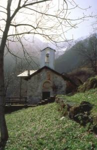 Chiesa di Santa Margherita a Corna in Monte di Rodolo