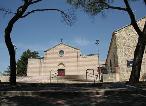 Sanluri - Convento  dei Cppuccini
