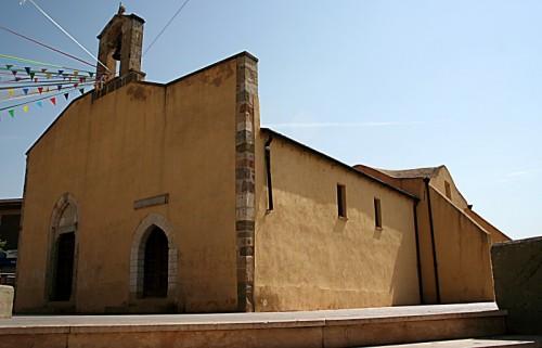 Sanluri - Chiesa di S.Pietro