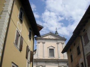 Chiesa del…..Borgo