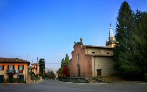Chiesa parrocchiale di S. Dalmazio - Serramazzoni (MO)