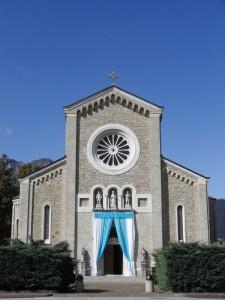 Con l'abito della festa (Chiesa parrocchiale Santa Maria Annunziata - Sedico)
