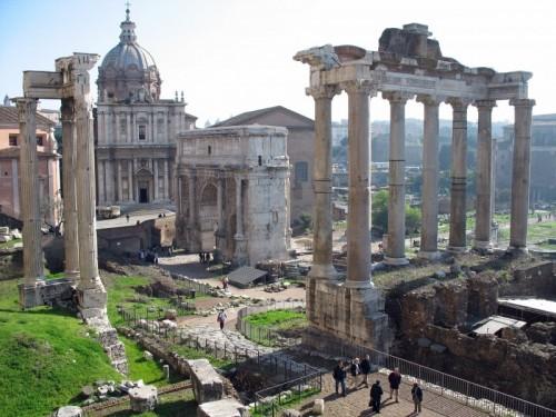 Roma - Regina del Foro