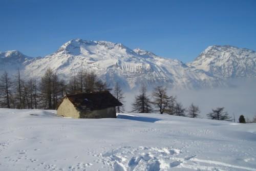 Chiomonte - Cappella all'Alpe Arguel
