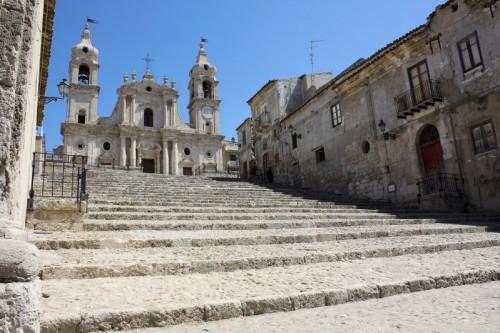 Palma di Montechiaro - La chiesa madre di Palma di Montechiaro