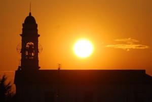 arluno tramonto