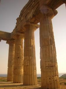 Il Tempio E di Selinunte