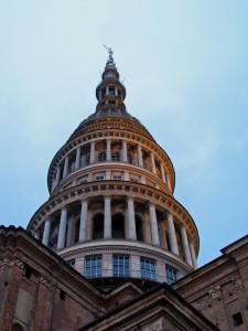 La cupola di San Gaudenzio