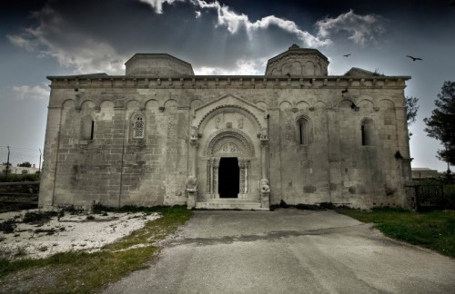 Manfredonia - La basilica di San leonardo
