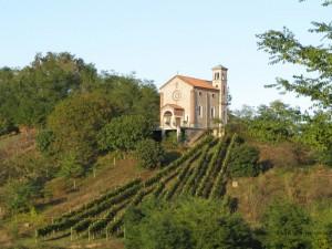 La chiesetta di Santa Cristina