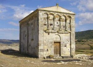 San Nicola di Trullas