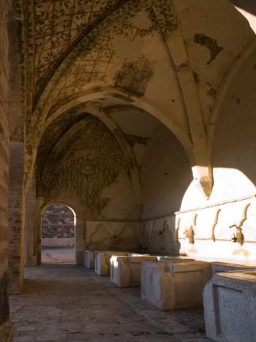 San Severino Marche - Fontana delle  sette cannelle San Severino