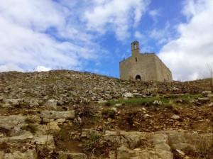 Santu mauru, insediamento bizantino