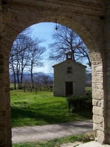 Chiesa in miniatura