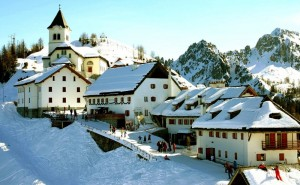 Il Santuario sul Monte Lussari