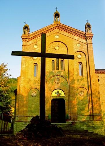 """Monterenzio - La croce di """"Cristo Re"""""""