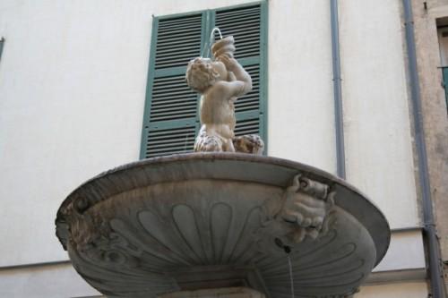Genova - Fontana del Mazzetti