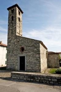 Cappella XII secolo