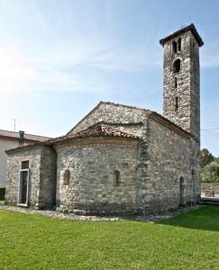 Cappella XII secolo - Corogna