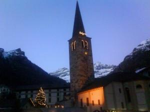 Chiesa Parrocchiale di Alagna