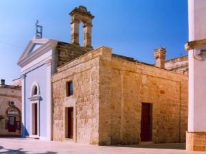 Nostra Signora dei Naviganti. Porto Cesareo