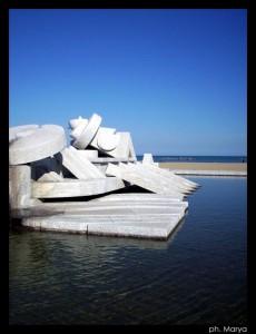 Nave di Cascella, Pescara