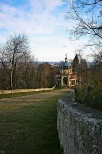 Sacro Monte di Varese IV Cappella (La presentazione al Tempio)