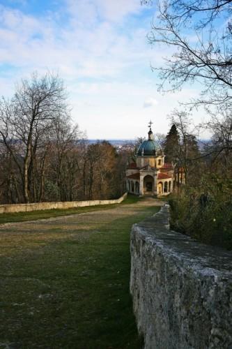 Varese - Sacro Monte di Varese IV Cappella (La presentazione al Tempio)